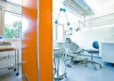 la poltrona studio dentistico orange