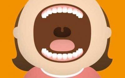 Com'è la sequenza di eruzione fisiologica dei denti?