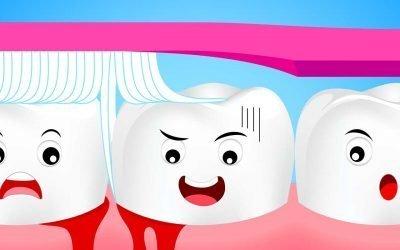 Mi sanguinano le gengive quando lavo i denti