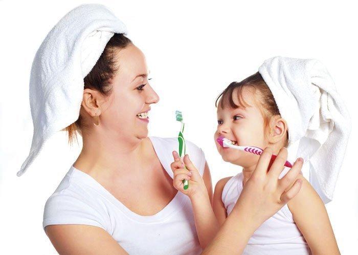 igiene orale dal dentista