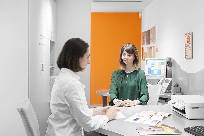 Servizi odontoiatrici per adulti - prima visita