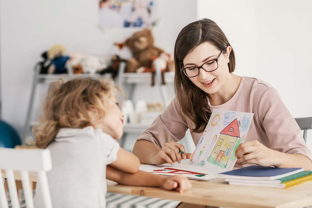 Come funziona la logopedia bambini 0-15-anni