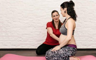 Come l'osteopata aiuta la mamma in gravidanza?